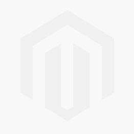 Genuine Garnet And 925 Sterling Silver Gemstone Ring